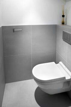 Voorbeeld kleurcombinatie tegels met stroken op achterwand badkamer pinterest search and met - Zen toilet decoratie ...