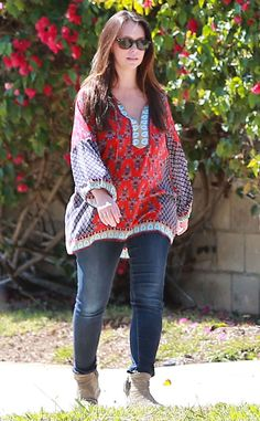 Jennifer Love Hewitt Steps Out for the First Time Since Giving Birth to Her Son Atticus James Hallisay—See the Pics!  Jennifer Love Hewitt