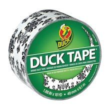 Color Duck Tape® Brand Duct Tape, Baroque