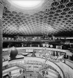 Evoluon, Eindhoven, 1975-79 — Hans de Boer Unique Buildings, Eindhoven, The Locals, Dutch, Louvre, Around The Worlds, Architecture, Trips, Museum