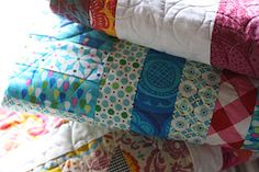 Old Red Barn Co.: How To Make a Quilt