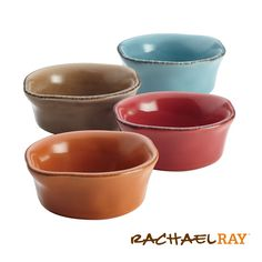 Rachael Ray Cucina 4-Piece Dipping Cup Set #giveaway