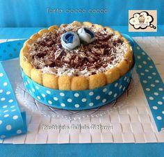 """Dal mio blog """"Pasticci e delizie di Manu"""" la torta ciocco cocco,con crema latte e cocco senza uova e deliziosa nutella.....curiosi? Venite a scoprire la preparazione facile di questa gustosa torta.... Qui il link : http://blog.giallozafferano.it/pasticciedeliziedimanu/torta-ciocco-cocco/"""