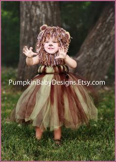 easy tulle dress idea for fairy/butterfly/whatever costume