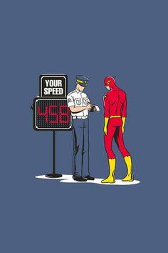 The Flash L Speedlimit