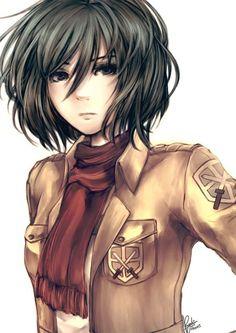 Mikasa ~attack on Titan~