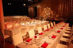 Artcube, Gent (Oost-Vlaanderen) Wedding Locations, Table Settings, Table Decorations, Furniture, Home Decor, Decoration Home, Room Decor, Place Settings, Home Furnishings