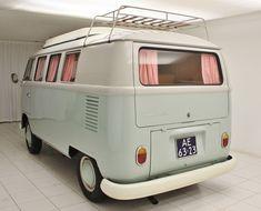 Volkswagen T1 Camper met schuifdeur - 1964