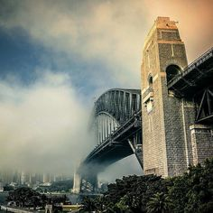Sydney harbour bridge taken nearly exactly 1 year ago  #sydney #harbourbridge #sydneyharbour #syd #australia #aussielife #aus #sydneyharbourbridge #oz #australia #love #photo #photography #photoblogger #photographer #funedit #follow #followme #follow4follow #simonwardimages @nikonaustralia @australia by simon_ward_images http://ift.tt/1NRMbNv