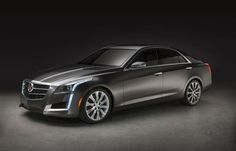 2014 Cadillac CTS price