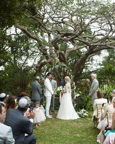 [Venue] [Decoration] Erin Fetherston + Gabe Saporta's Fairytale Barbados Wedding