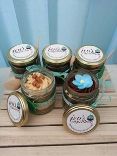 Jar cakes!