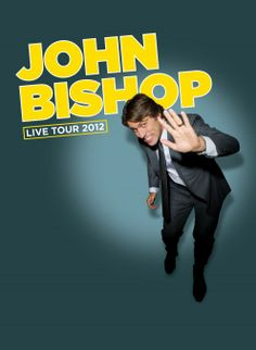 John Bishop John Bishop, Comedians, Tours, Movie Posters, Movies, Films, Film Poster, Cinema, Movie