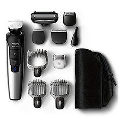 Philips Grooming Kit Serie 7000 PRO - QG3398/15 - Rifinitore Barba Capelli & Corpo 10 in 1 [Italia]: Amazon.it: Salute e cura della persona