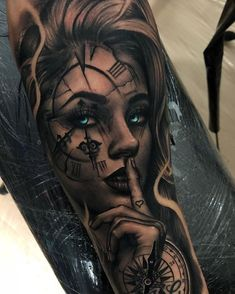 Image could contain: one or more people tattoos d diy tattoo im. - Image could contain: one or more people tattoos d diy tattoo images - Forarm Tattoos, Chicano Tattoos, Dope Tattoos, Badass Tattoos, Forearm Tattoo Men, Tattoos For Guys, Gangster Tattoos, Unique Tattoos, Girl Face Tattoo