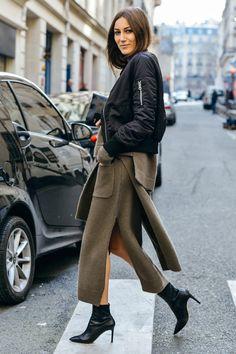 Sleek Outerwear | Fashion Week Ready | What to Wear to Fashion Week | Travelshopa