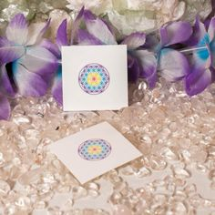 0099_aufkleber_bdl_weiss_20mm Chakra, Frame, Home Decor, Mother Earth, Flower Of Life, Sticker, Flowers, Picture Frame, Decoration Home