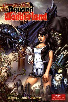 Grimm Fairy Tales presents - Beyond Wonderland 0 - http://www.kingsmanga.net/grimm-fairy-tales-presents-beyond-wonderland-0/