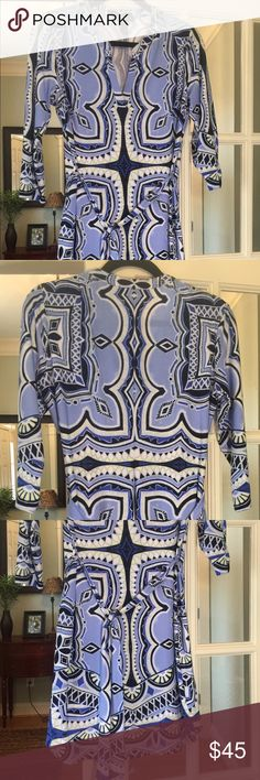 Funky design with some wow to it!! This is a pretty dress. It has fun and funky all over it!! INC International Concepts Dresses