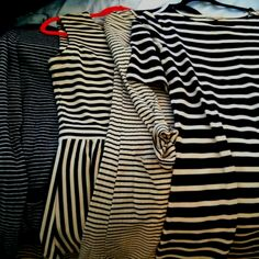 Hehe I love stripes