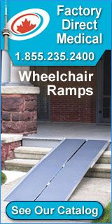 FDM Wheelchair Ramps