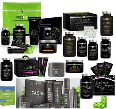 Something for everyone, all in one place.  Become a loyal customer to pay wholesale, which is 45% off!!   http://www.aprilsnewu.myitworks.com or message me on FACEBOOK April Hernandez Barton!!