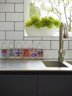 Stainless steel worksurface in roundhouse Urbo bespoke kitchen Wardrobe Furniture, Functional Kitchen, Bespoke Kitchens, Round House, Kitchen Design, Kitchen Ideas, Reno, Updated Kitchen, Timeless Elegance