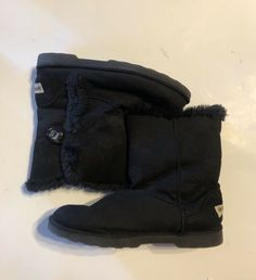 54e66703df7 Cheetah Print Ugg Boots Size 7 #fashion #clothing #shoes ...