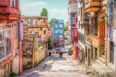 Istanbul Street around Sultanahmet