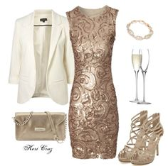 Look Like A Million Dollars In These New Years Eve Dresses is part of Party Clothes Chic - I know I know most of you at this time of the year are left wondering what to wear on new years eve Lila Outfits, Mode Outfits, Classy Outfits, Fashion Outfits, Womens Fashion, Classy Casual, Dress Outfits, Silver Outfits, Woman Outfits