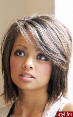 Her hair colour