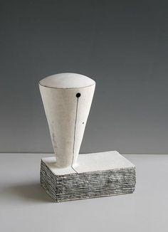 Michael Cleff Kunstforum Solothurnohne Titel  2008, Steinzeug / Stoneware  h 32 cm