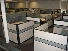 google office cubicles. multiple workstation office cubicle ideas google search cubicles a