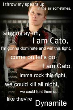 haha I am Cato