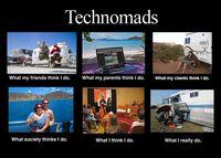 Technomads