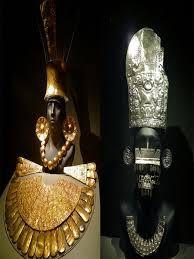 Resultado de imagen para joyas mochicas