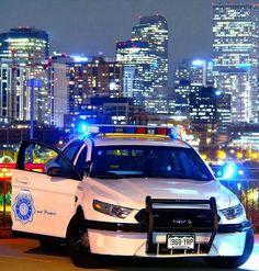 Denver Colorado  Law Enforcement Today www.lawenforcementtoday.com Love DPD and the Denver Skyline!