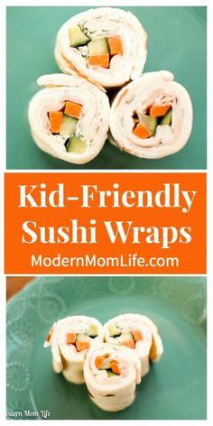 Kid-Friendly Sushi W