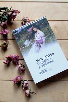 Jane Austen, Orgoglio e Pregiudizio. #prideandprejudice #orgoglioepregiudizio #janeausten #readerlife