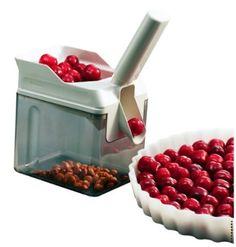 Amazon.com: Leifheit 37200 Cherrymat Cherrystone Remover: Kitchen & Dining