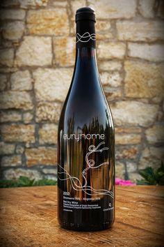 Eurynome wine packaging design by Eklektikon LLC, Greece