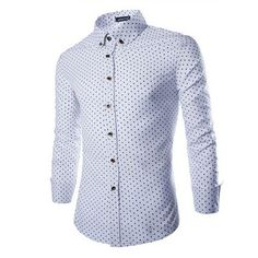 Mens Dress Shirts 2016 Brand New Men Long Sleeve Cotton Business Slim Fit Social Shirt Camisa EU Size XS-L ZHY1680