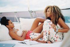 Solange & Beyoncé                                                                                                                                                      Plus