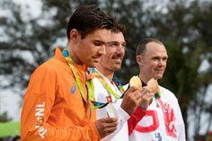 Zilveren medaille voor Tom Dumoulin in tijdrit RIO