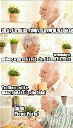 Wtf Funny, Funny Memes, Funny Lyrics, Polish Memes, Im Depressed, Weekend Humor, Meme Comics, First Language, Cursed Images
