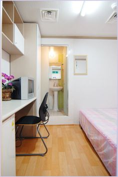 Noble Residence-330-500k KRW  Rooms that cost 330,000 do not have private restrooms and sunlight.   Rooms that cost 360,000 do not have private restrooms. Rooms that cost 400,000 is shower room(without toilet).   Rooms that cost 500,000 have private restrooms.