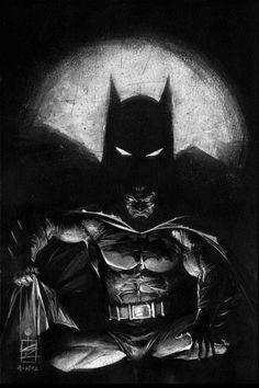 Batman by  Eddy Newell