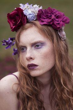 Pre-Raphaelite Fashion Story © ClaireHuish 01
