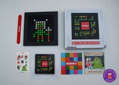 Bloxels is a physical pixel board with an app that kids can use to design their own computer games. We backed the Bloxels Kickstarter proje...