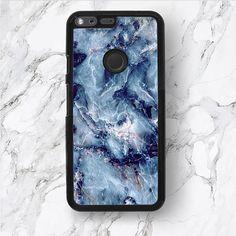 c34fa72f36 Google Pixel 2 Case Blue Marble Pattern, Greenish Blue Gemst Get me at: etsy